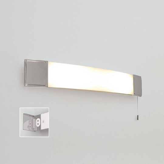 Anja Shaver 2x40W E14, IP20 seinavalgusti, nöörlüliti ja pistikuga, valgusallikas ei kuulu komplekti
