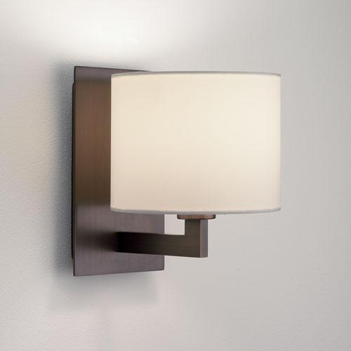 Olan 1x60W E14 IP20, seinavalgusti, pronks, kuplita