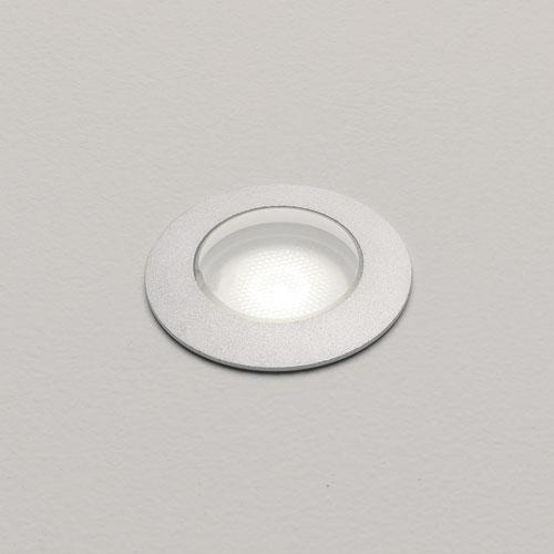 Terra 42 LED 2,2W 98lm 3000K IP67 põrandasse süvistatav valgusti, hämardatav, anodeeritud alumiinium, liiteseadmeta