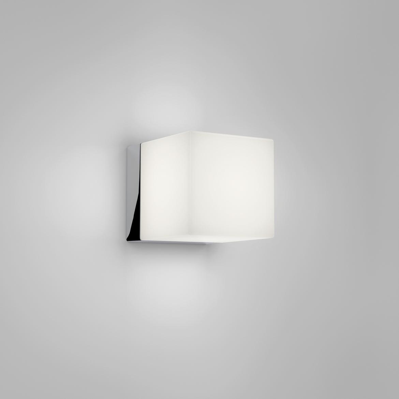 Cube Led LED 5,9W 345lm 3000K IP44 vannitoavalgusti, hämardatav, poleeritud kroom