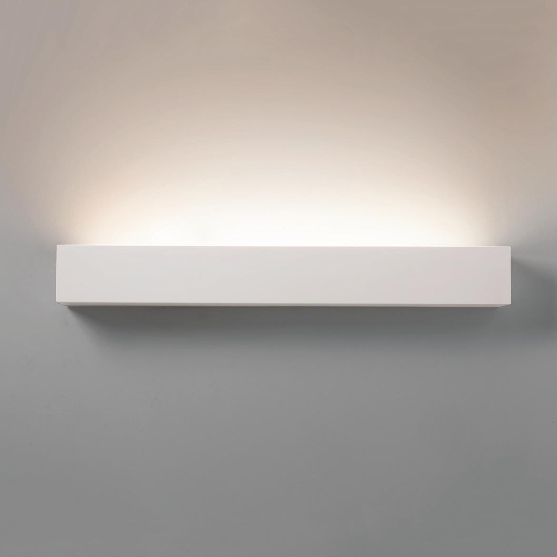 Parma 625 LED 29,5W 1497lm 2700K IP20 seinavalgusti, hämardatav, kips
