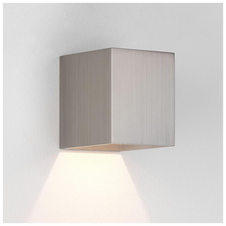 Kinzo 110 LED 5,9W 243lm 2700K IP20 seinavalgusti, hämardatav, matt nikkel