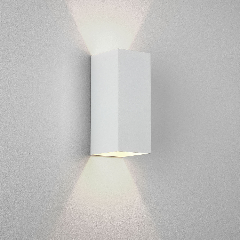 Kinzo 260 LED 15,1W 941lm 2700K IP20 seinavalgusti, hämardatav, valge