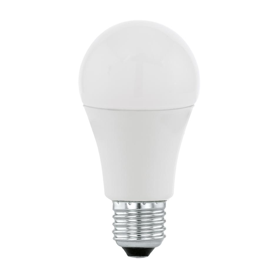 LED lamp 10W E27 A60 LED 3000K 800lm