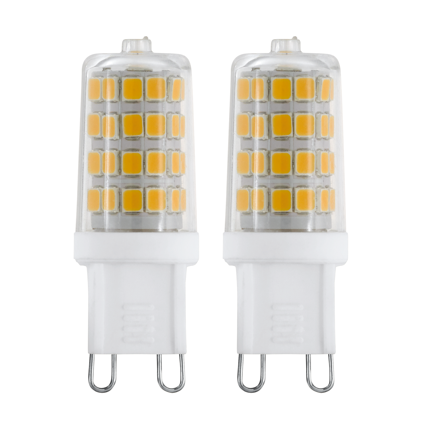 3W LED G9 360lm 3000K (2tk/pakis)