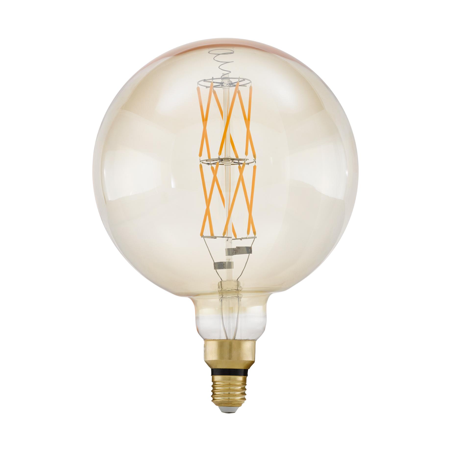 8W LED E27 G200 806lm 2100K dimmerdatav ¤200mm h290mm (60W hõõglamp)