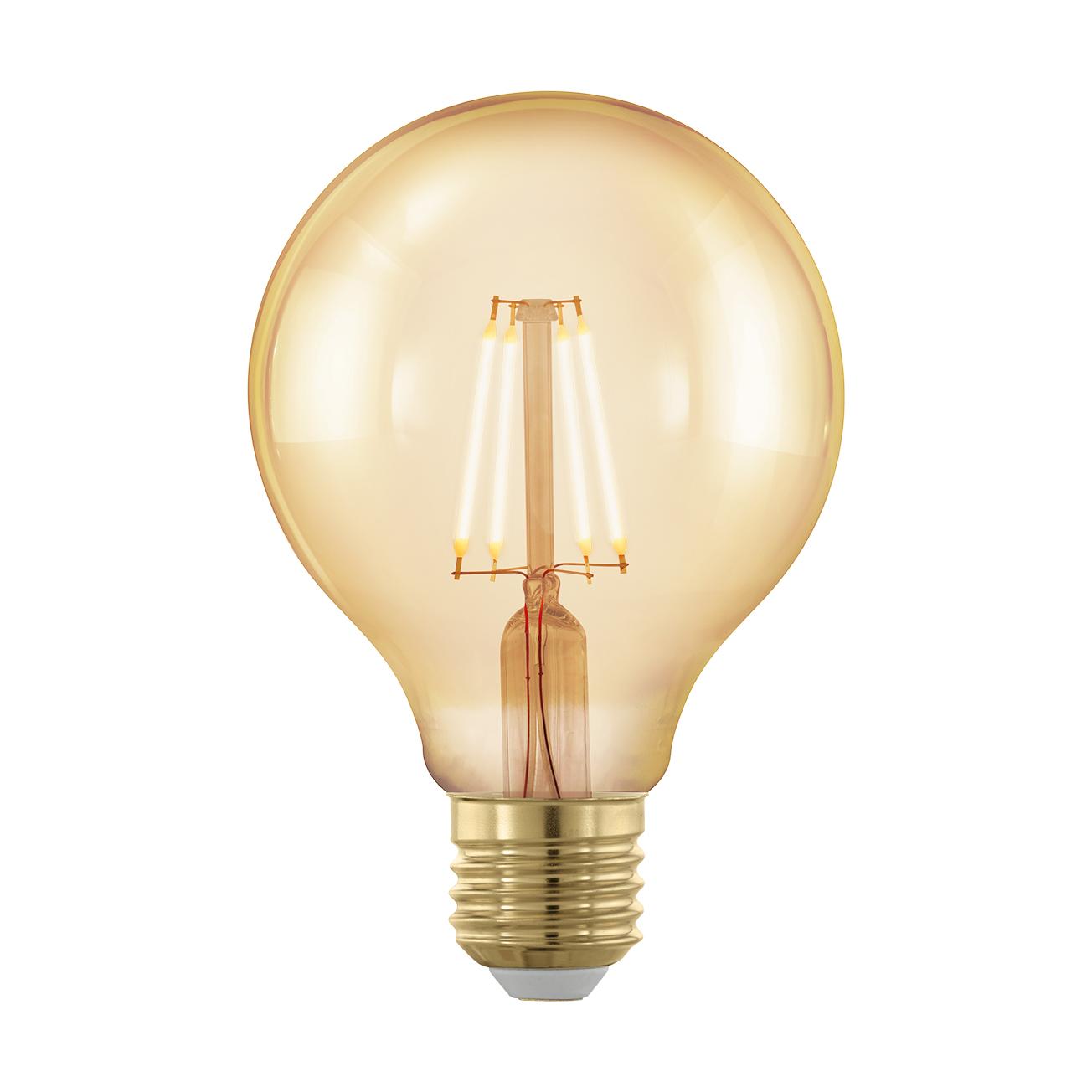 4W LED E27 320lm 1700K ¤80mm dimmerdatav (30W hõõglamp)