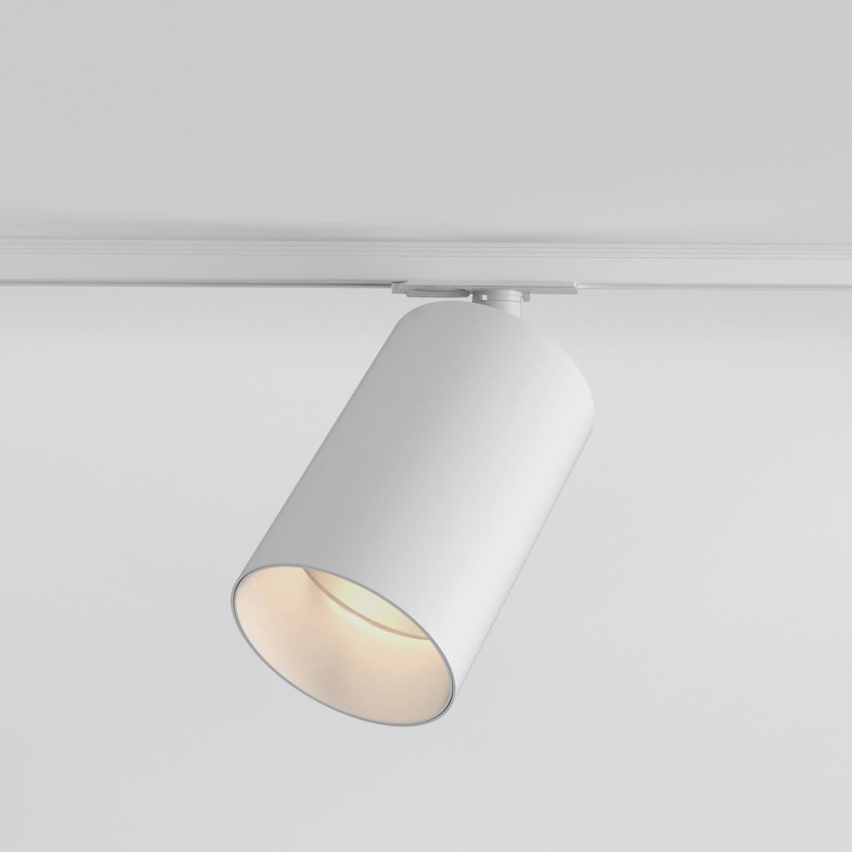 Can 100 Track LED 30,2W 1678lm 3000K 33° IP20 siinivalgusti, hämardatav, matt valge
