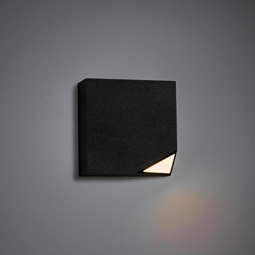Modular+Nukav 1x LED 2700K Tre dim black struc