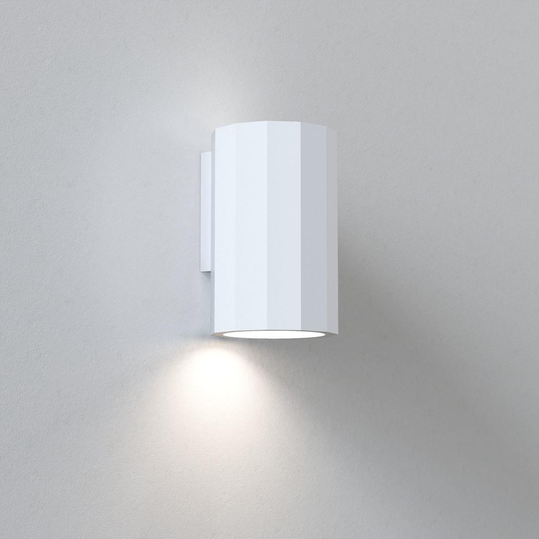 Shadow 150 Max 6W GU10 LED IP20 seinavalgusti, hämardatav, kips