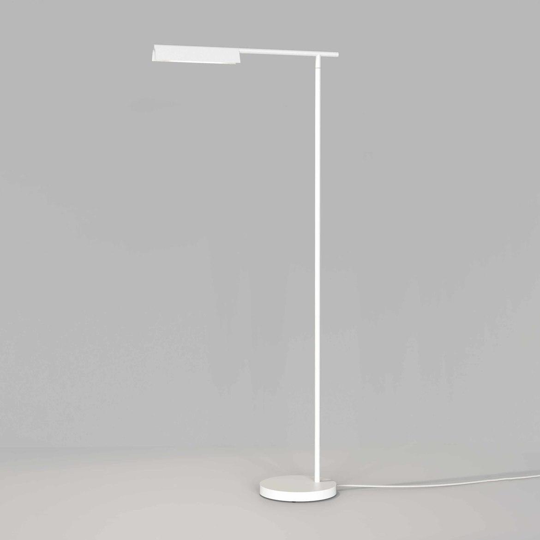 Fold Floor LED 8,1W 324lm 2700K CRI90 IP20 põrandavalgusti, lülitiga, matt valge