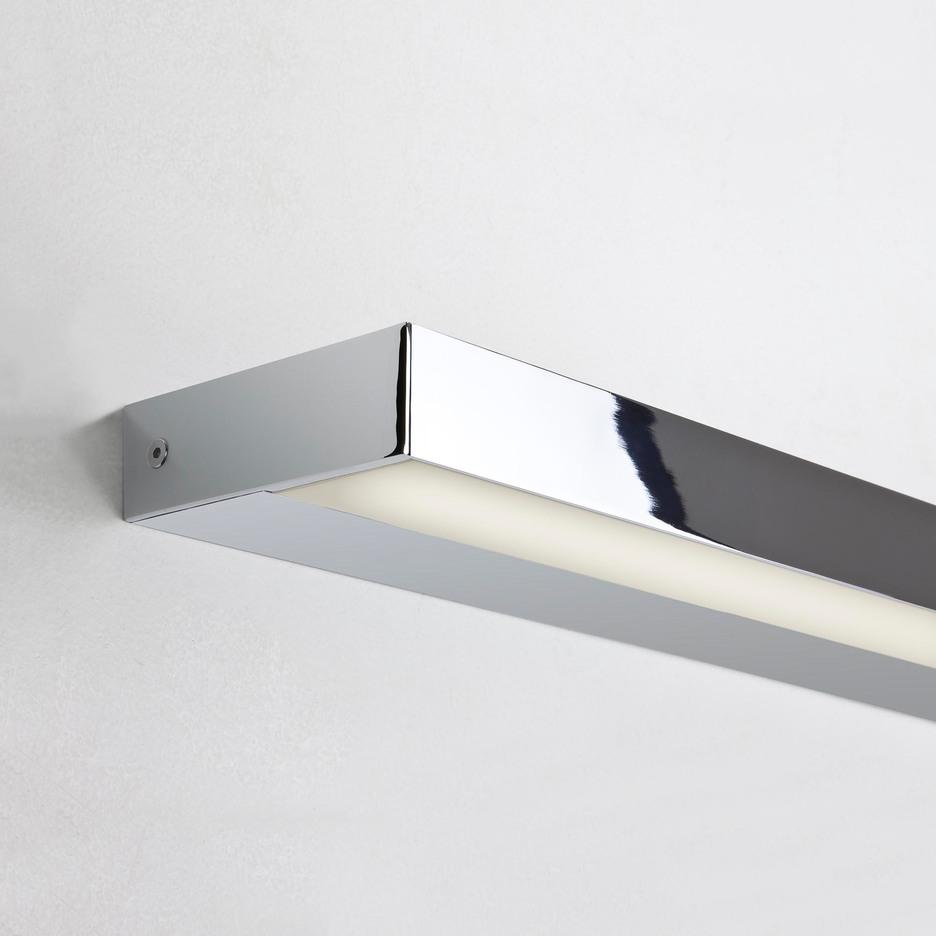 Axios 900 LED 17,8W 676lm 3000K IP44 vannitoavalgusti, poleeritud kroom