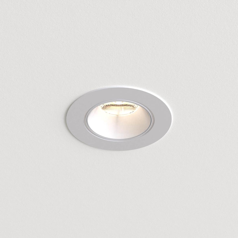 Proform FT Round Fixed LED 11,9W 1188lm 3000K CRI90 35° IP20 süvisvalgusti, hämardatav, valge, liiteseadmeta