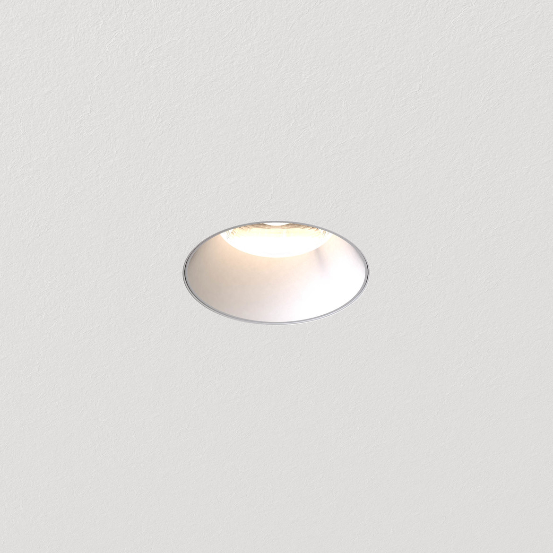 Proform TL Round Fixed LED 11,9W 1188lm 3000K CRI90 35° IP20 süvisvalgusti, hämardatav, valge, liiteseadmeta