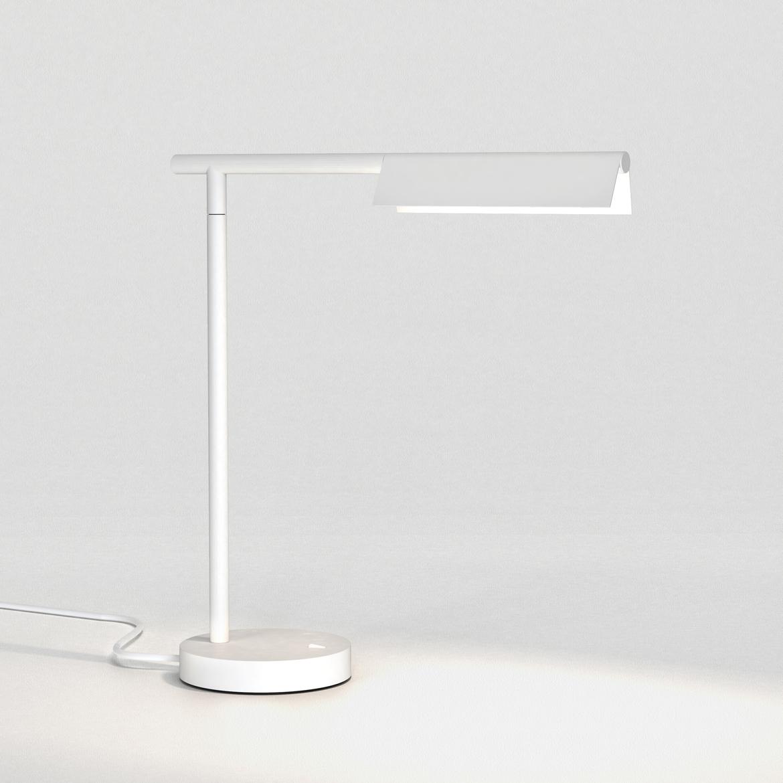 Fold Table LED 4,7W 151lm 2700K CRI90 IP20 lauavalgusti, lülitiga, matt valge