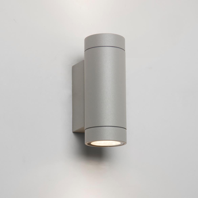 Dartmouth Twin LED 8,1W 542lm 3000K IP54 seinavalgusti, hall