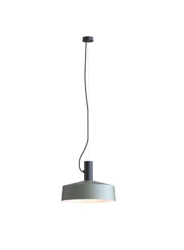 ROOMOR SUSPENDED 1.0 PAR16 Max 15W GU10 LED IP20 rippvalgusti, must, kuppel 3.0 hall