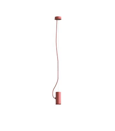 ROOMOR SUSPENDED 1.0 PAR16 Max 15W GU10 LED IP20 rippvalgusti, ilma kuplita, punane