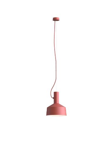 ROOMOR SUSPENDED 1.0 PAR16 Max 15W GU10 LED IP20 rippvalgusti, punane, kuppel 2.0 punane