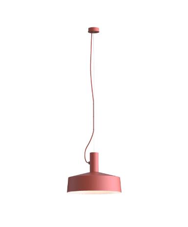 ROOMOR SUSPENDED 1.0 PAR16 Max 15W GU10 LED IP20 rippvalgusti, punane, kuppel 3.0 punane
