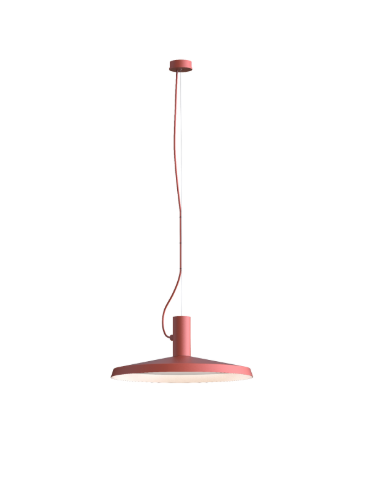 ROOMOR SUSPENDED 1.0 PAR16 Max 15W GU10 LED IP20 rippvalgusti, punane, kuppel 4.0 punane