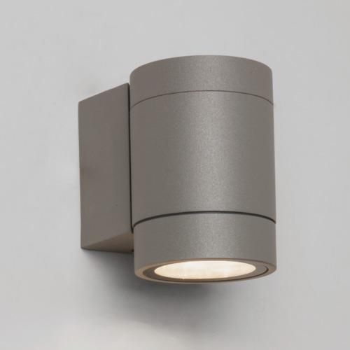DARTMOUTH Single LED 3x1W LED liiteseade komplektis, 3000K CRI 80 185lm, hõbedane, välisvalgusti seinale