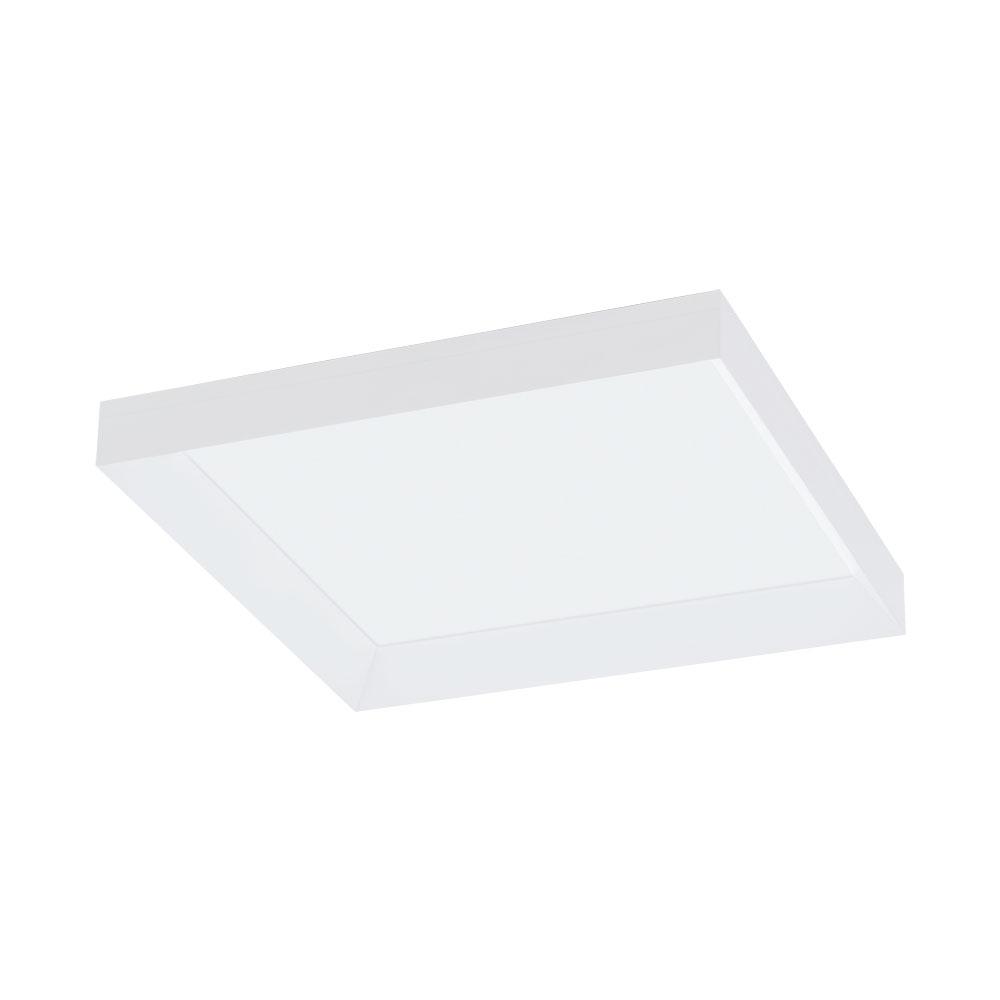 Laevalgusti ESCONDIDA LED 27W 3400lm 2700-6500K Tunable White 450X450mm; alumiinium, valge /plastik, valge