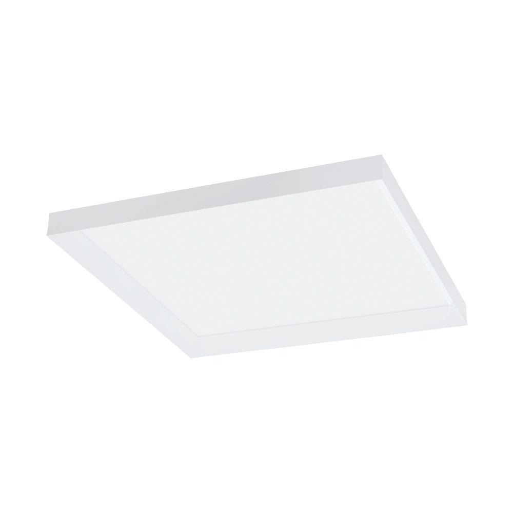 Laevalgusti ESCONDIDA LED 43W 4900lm 2700-6500K Tunable White, alumiinium, valge / plastik, valge