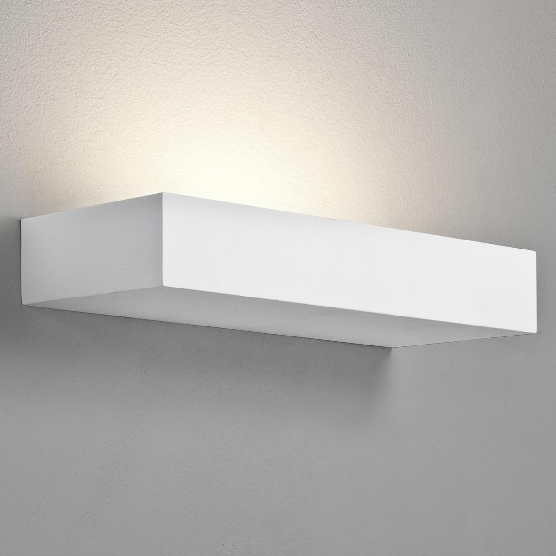 Parma 200 2x Max 60W E14 IP20 seinavalgusti, hämardatav, kips