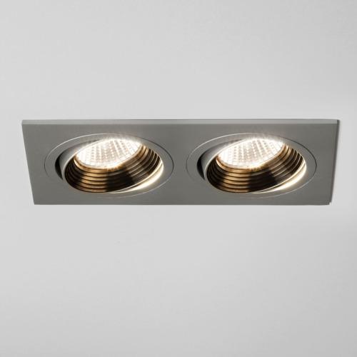 Aprilia Twin reguleeritav ripplaevalgusti, 2 x 7W, 2700K, LED 350mA LED liiteseade ei kuulu komplekti, alumiinium
