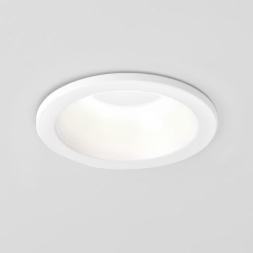 Süvisvalgusti Minima GU10 GU10, max 8W LED / halogeen 50W IP65; alumiinium, valge