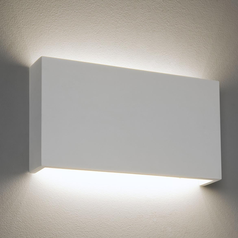 Rio 325 LED 14,7W 1198lm 3000K IP20 seinavalgusti, hämardatav, kips
