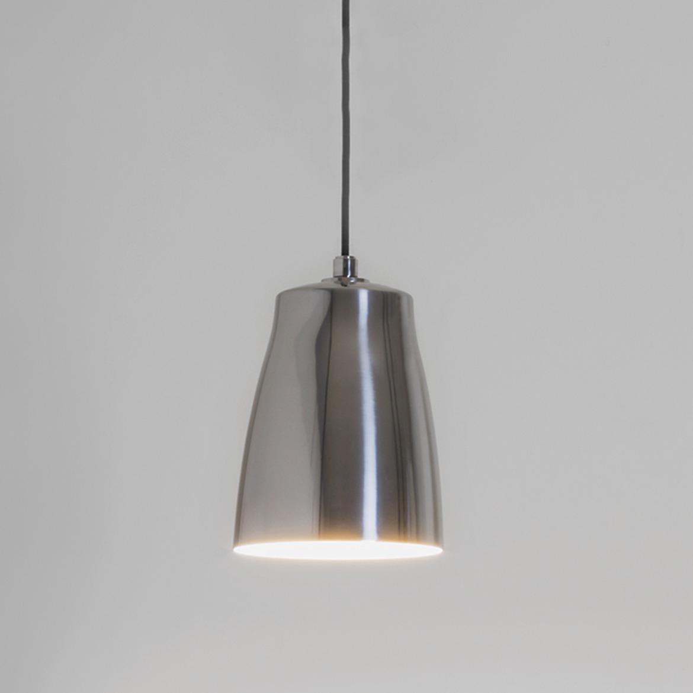 Atelier Pendant 200 Max 72W E27 IP20 rippvalgusti, hämardatav, poleeritud alumiinium