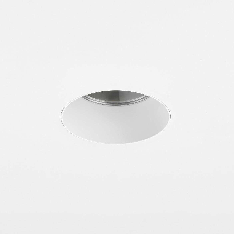 Void Round 100 LED 12,7W 1230lm 3000K 25° IP65 süvisvalgusti, hämardatav, matt valge, liiteseadmeta