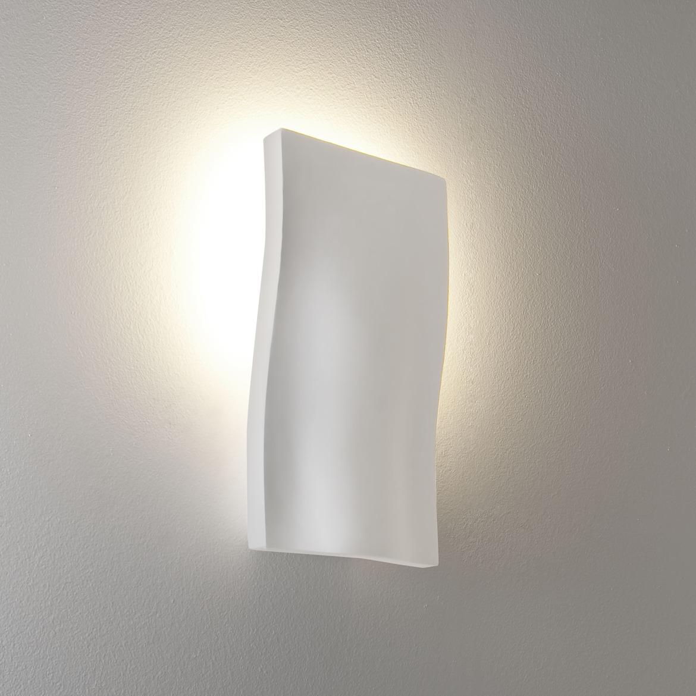 S-Light Max 40W E14 IP20 seinavalgusti, hämardatav, kips