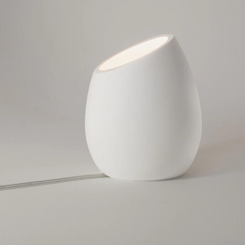 Limina Max 6W GU10 LED IP20 põrandavalgusti, lülitiga, kips