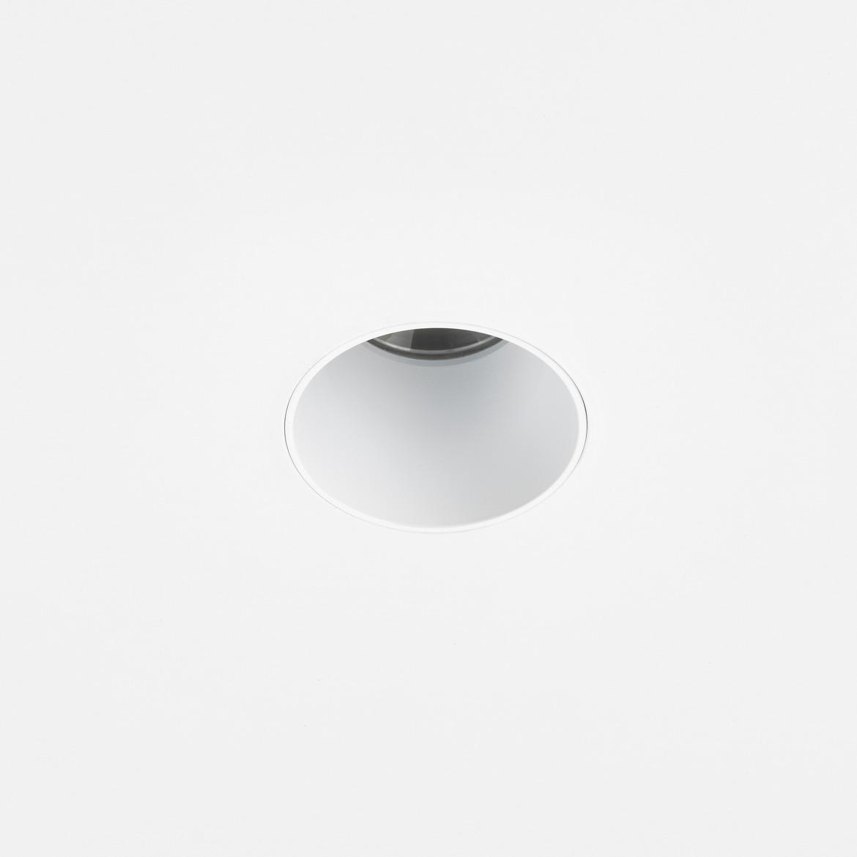 Void Round 55 LED 6,8W 525lm 3000K 25° IP65 süvisvalgusti, hämardatav, matt valge, liiteseadmeta