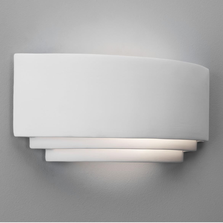 Amalfi 315 Max 60W E27 IP20 seinavalgusti, hämardatav, keraamiline