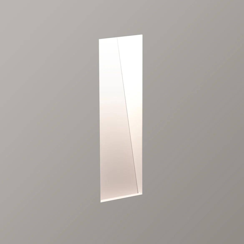 Borgo Trimless 35 LED 2W 70lm 3000K CRI90 IP20 seina süvistatav valgusti, hämardatav, matt valge, liiteseadmeta