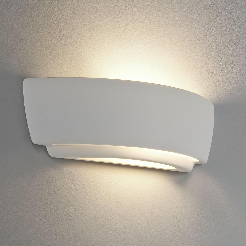 Kyo Max 60W E27 IP20 seinavalgusti, hämardatav, keraamiline