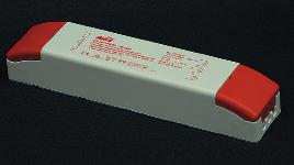 ICE250PFS 100-250VA el. muundur 230/12V AC DIM C (trailing edge faasi dimmer) mõõdud 230x51x40mm