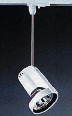 Seeria 123 50W G5,3, vars 70mm, valge