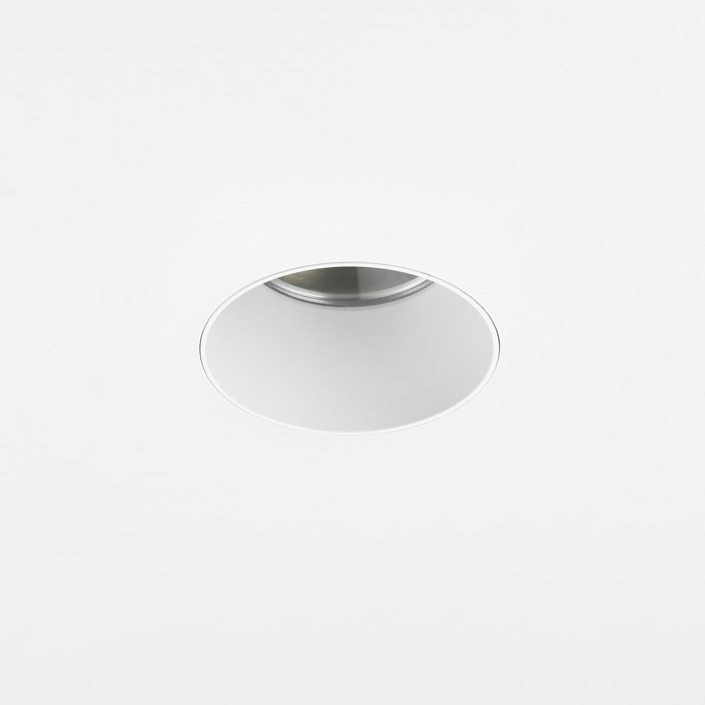 Void Round 80 LED 9,1W 877lm 3000K 25° IP65 süvisvalgusti, hämardatav, matt valge, liiteseadmeta