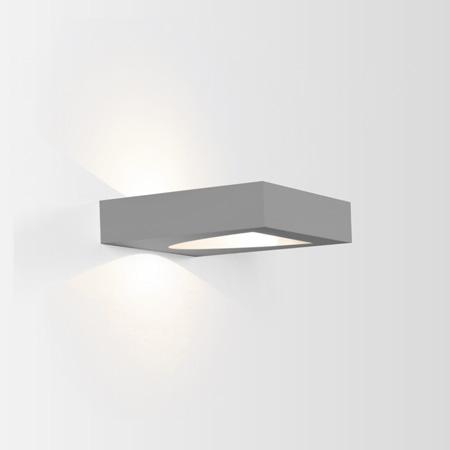 SMILE 1.0 LED 3000K DIM TUMEHALL 8W 80 220-240VAC, välisvalgusti seinale