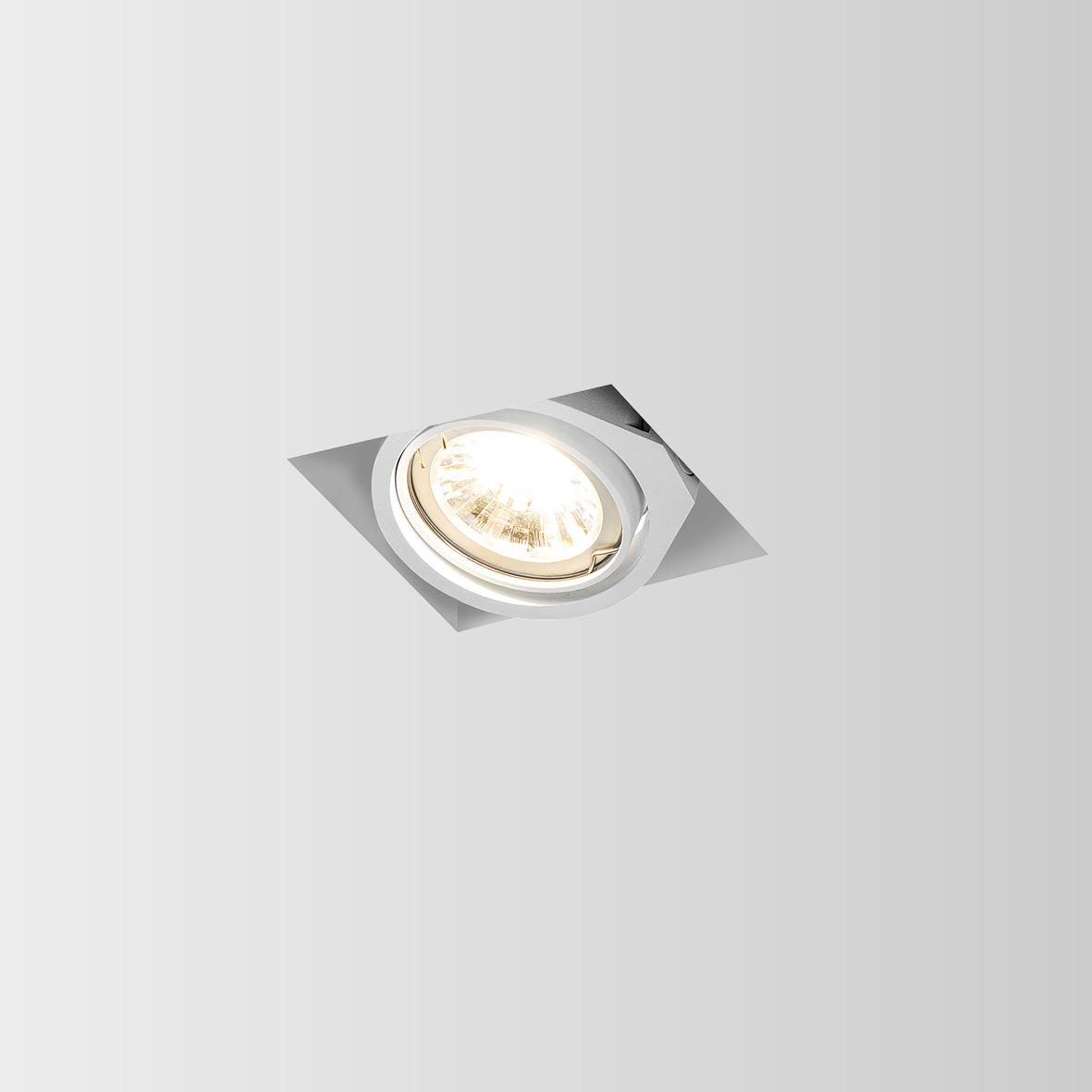 HIDE 1.0 PAR16 max.35W GU10 220-240V, Valge