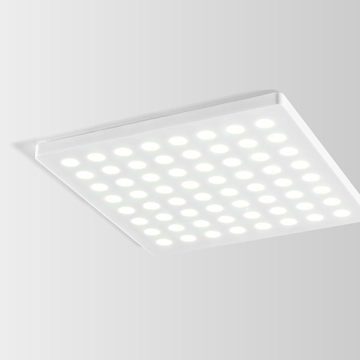 CORO 2.5 LED 3000K DIM VALGE 20W 85CRI 220-240VAC