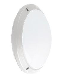 270T 11W LED 1190lm 3000K valge plafoon IP65 IK10 ¤270mm h91