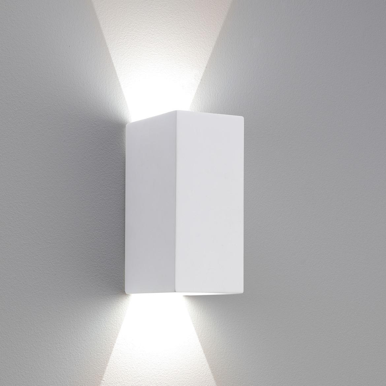 Parma 160 LED 6,4W 134lm 3000K IP20 seinavalgusti, kips