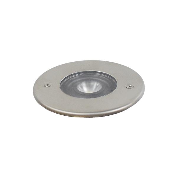 Välisvalgusti Nauto LED 4,3W 320lm 3000K 20° vihuga, IP67, IK10, 1000kg, 230V, 5m kaabel komplektis