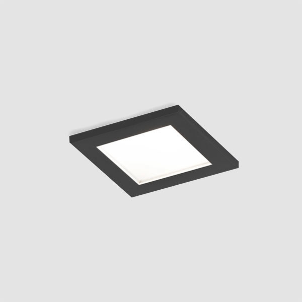 Luna Square IP44 1.0 PAR16, max.10W GU10 100-240V, Must